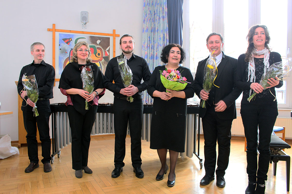 Musikschul-Team